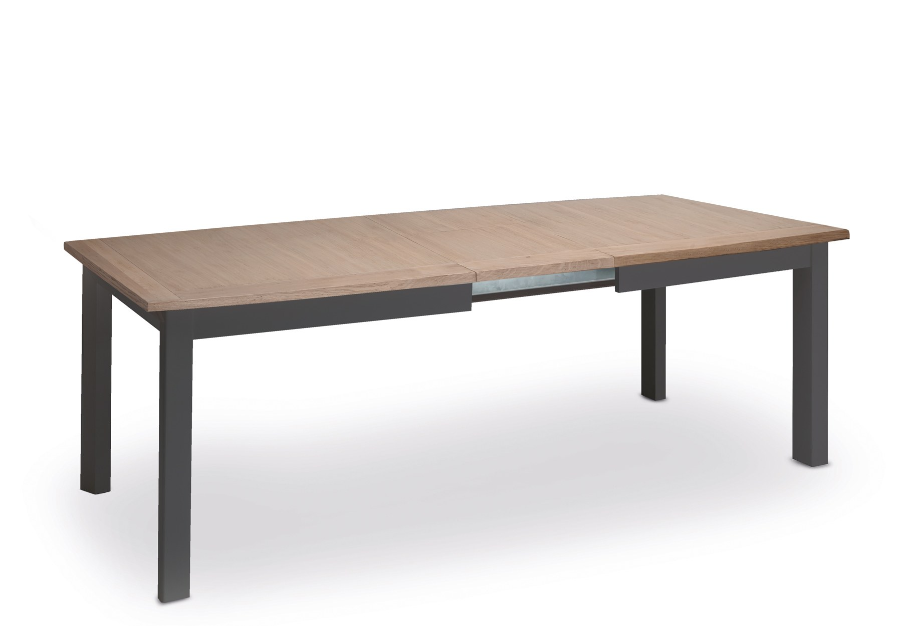 MAGELLAN Table Quatre pieds dessus et allonges