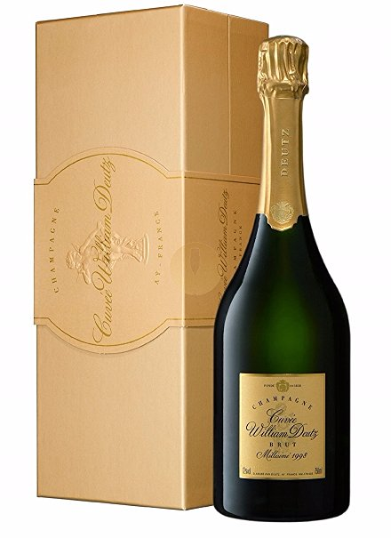 CHAMPAGNE DEUTZ CUVEE WILLIAM DEUTZ 1999 LA CENTRALE DES VINS