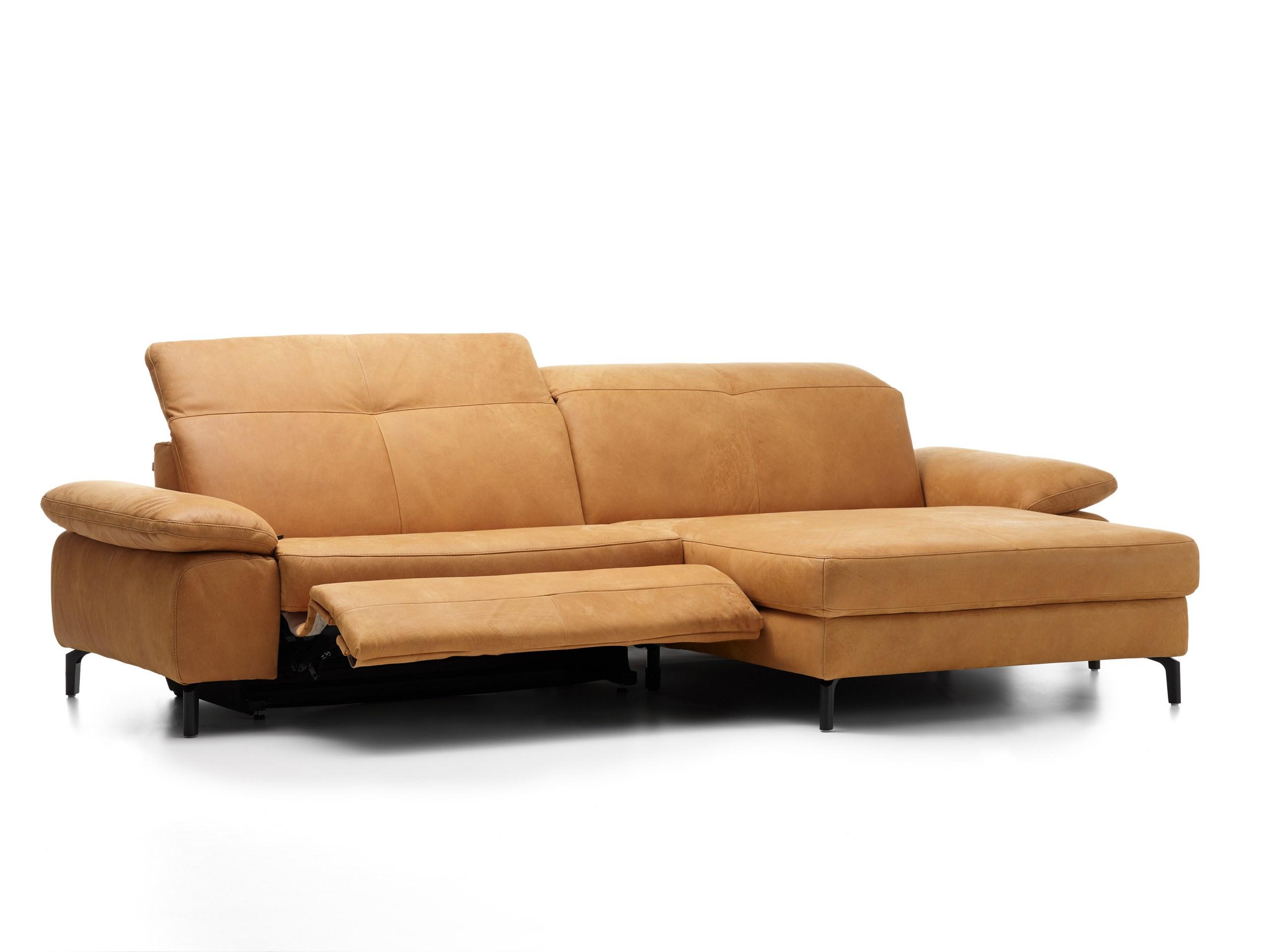 canapé davis cuire relax chaise longue