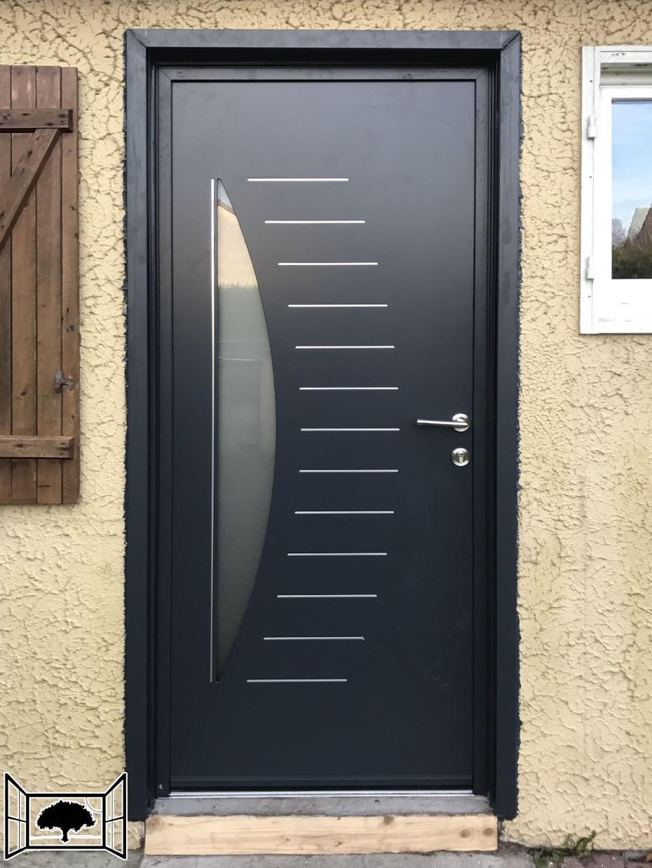 Porte design modernealu Kline