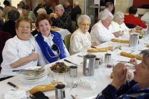 L'espace restauration pour personnes âgées de l'entr'aide gardoise