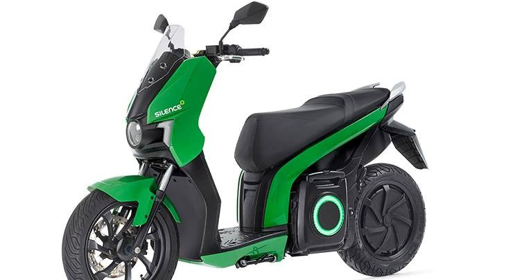 SCOOTER S01