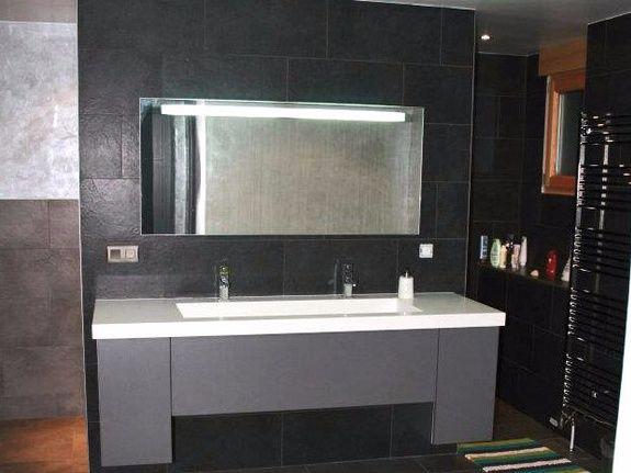 Salle de bains - Lombardot