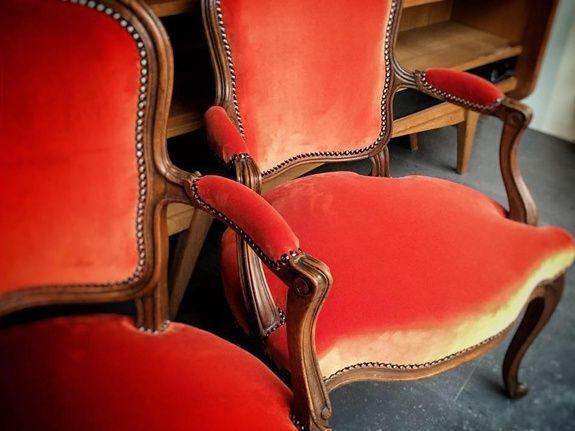 Décoration de sièges La Lucarne