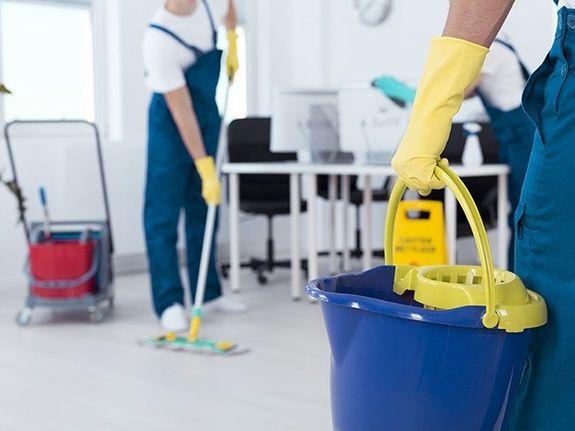 Le nettoyage après travaux
