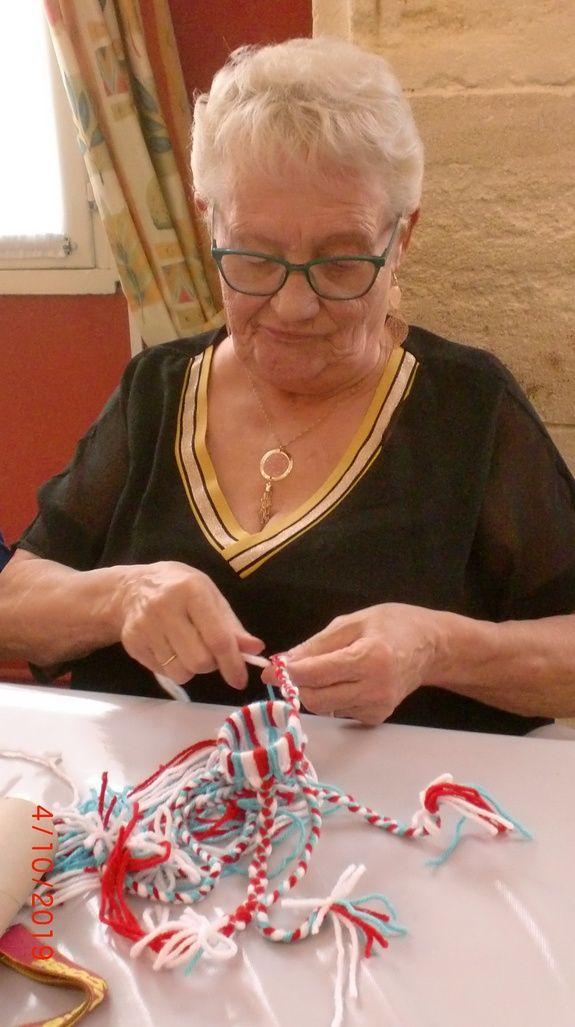 Atelier tricot - Entr'Aide Gardoise - Nîmes