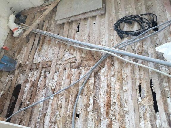 structures bois en défaut