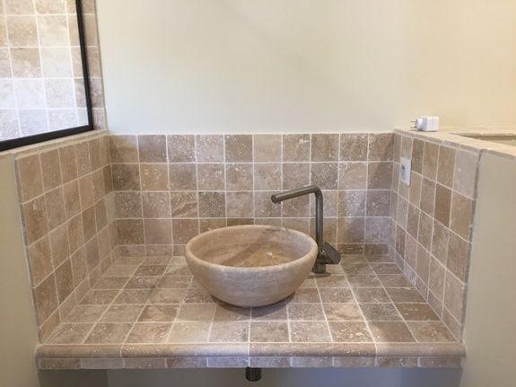vasque marbre