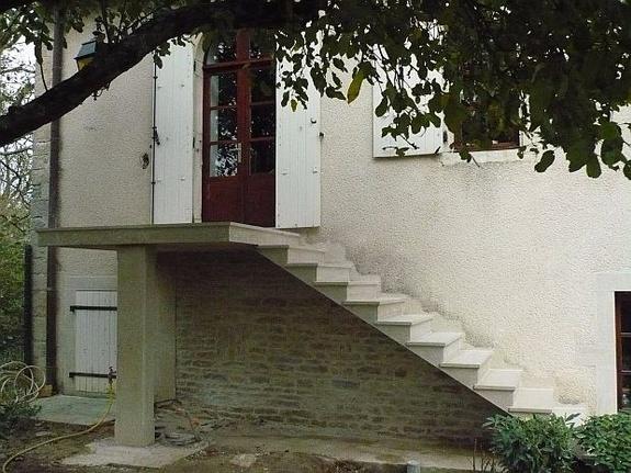 escaliers Fabien Mougenot