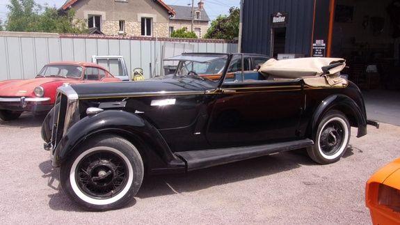 rover 1937