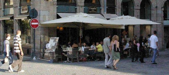 parasols restaurant