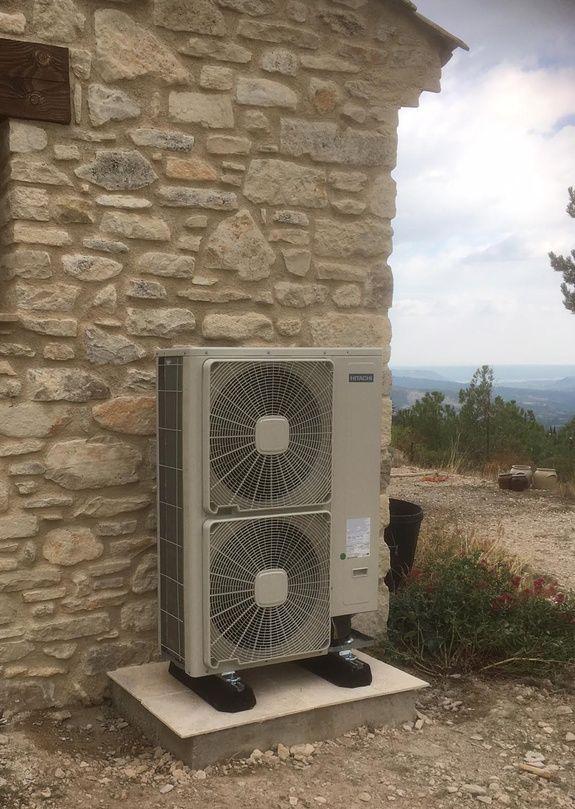 pompes à chaleur - Gap - Eco n'home