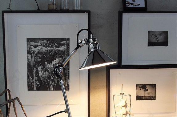 Lampe de table N°207