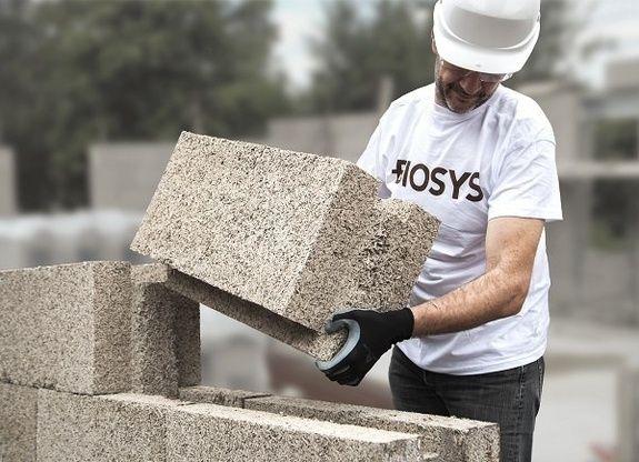 blocs de chanvre à emboîtement