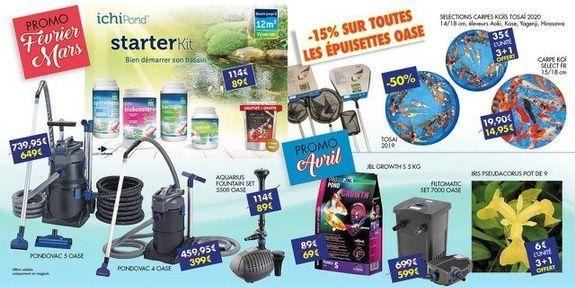promotion-mars-avril- natur bassin-poissons-Avignon