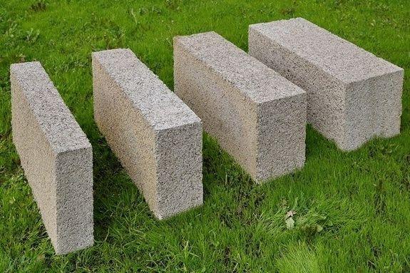 Blocs de béton de chanvre MULTICHANVRE