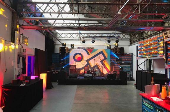 Scène - Groupe - concert - éclairage - DJ - Mk prod & Event