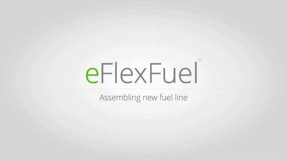 logo eflex fuel