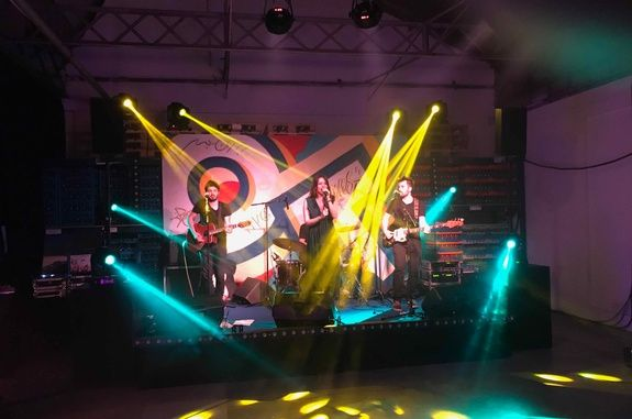 Mise en lumière - concert privé - Paris - Mk Prod & event