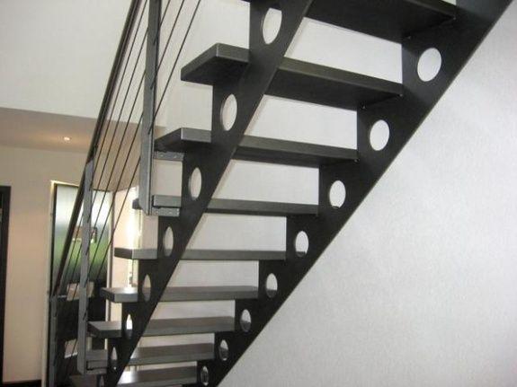Escaliers, portails et garde-corps