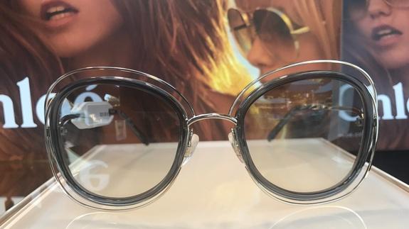 Collection lunettes Chloé