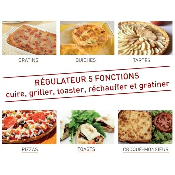 TOASTER POUR CUIRE GRILLER TOAST O MATIC SOFRACA