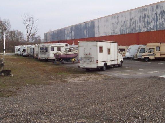 Parking extérieur 3
