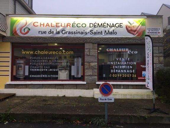 CHALEURECO DEMENAGE